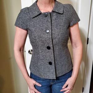 Banana Republic wool blend vest/jacket